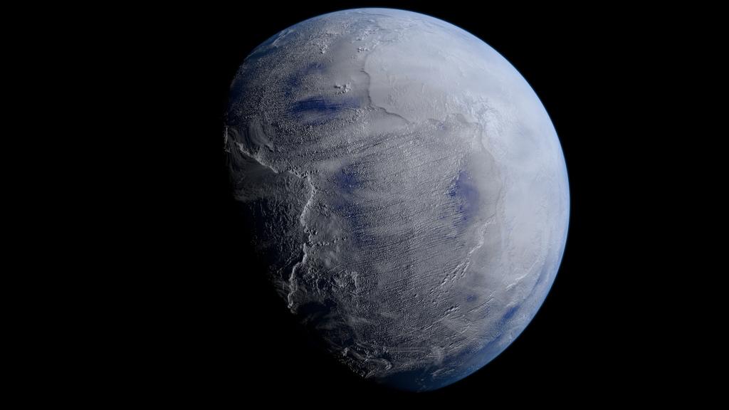 Ученые рассказали, накакой планете идут стеклянные дожди истоит тысячеградусная жара