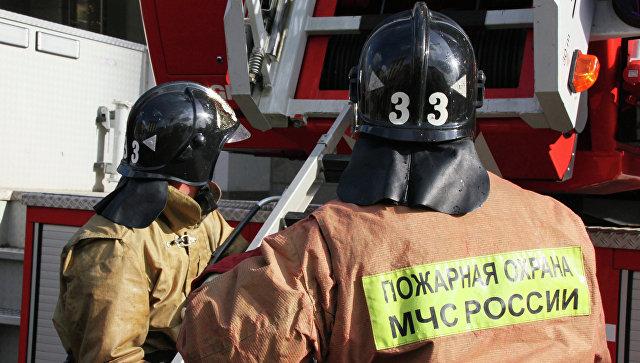 Маленькие дети погибли напожаре валтайском селе