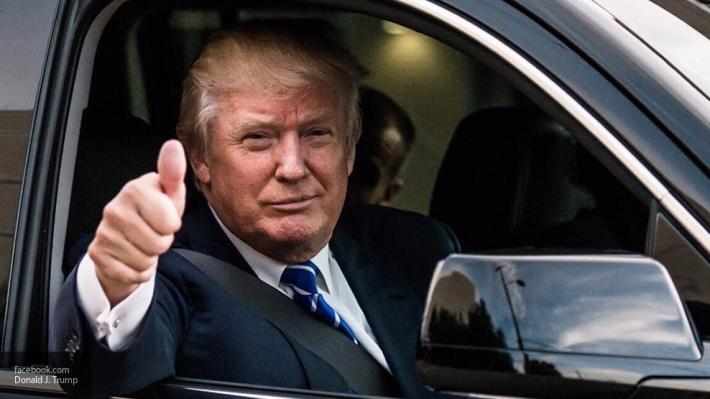 РФневмешивалась вход президентских выборов США— Трамп