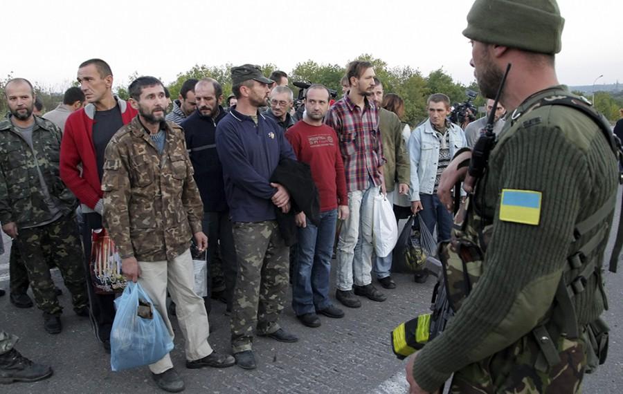 «ДНР» предлагает Украине обменяться пленными поформуле «228 на8»