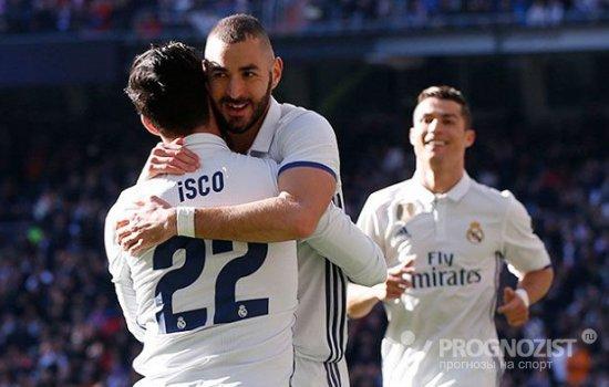 «Реал» разгромил «Гранаду». Дубль насчету Иско