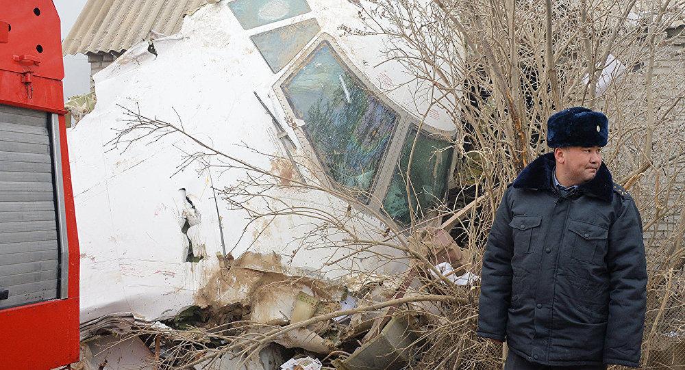 Национальный траур объявлен вКиргизии всвязи савиакатастрофой под Бишкеком
