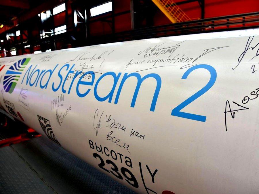 Nord stream 2 вближайшие недели запросит разрешения на«Северный поток 2»