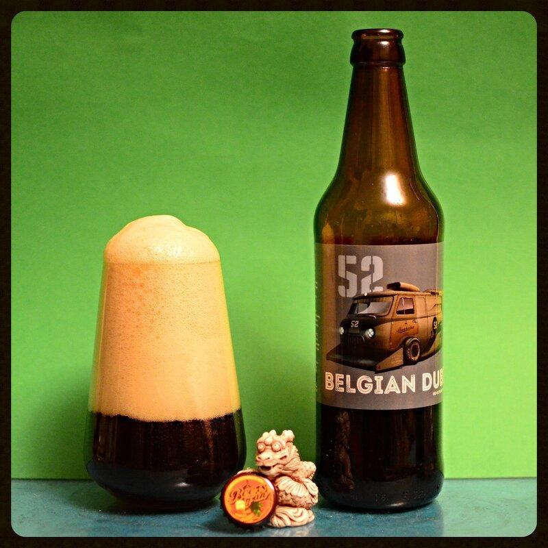 BeersFan 52 Belgian Dubbel