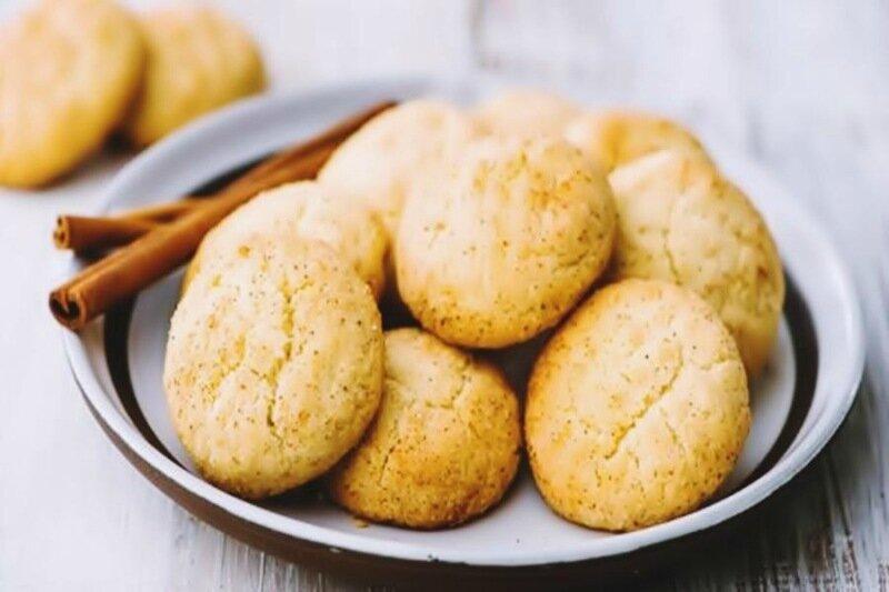 Печенье песочное и очень вкусное   как приготовить