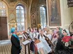 В Покровском епархиальном образовательном центре  состоялся выпуск прикладного курса «Певчий церковного хора»