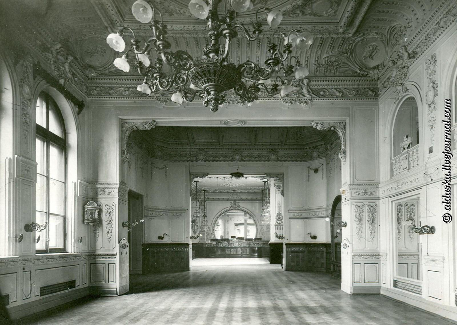 Ресторан «Палкин» 1900-е