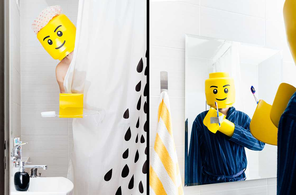 Lego Daily Project - When LEGO are invading our daily lives