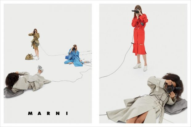 Marni Spring Summer 2017 Campaign by Barbara Probst