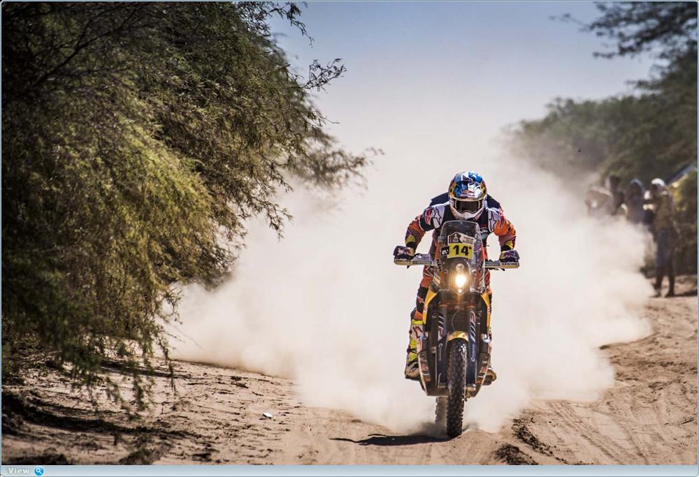 Фотографии 2-го этапа ралли Дакар 2017