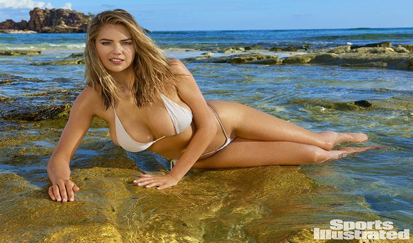 Kate Upton - Sports Illustrated Swimsuit (Winter 2017)