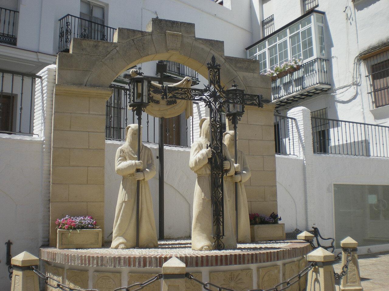 Роман с Андалусией, май 2016