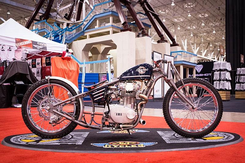 Результаты кастом-конкурса J&P Cycles Ultimate Builder 2017 в Кливленде