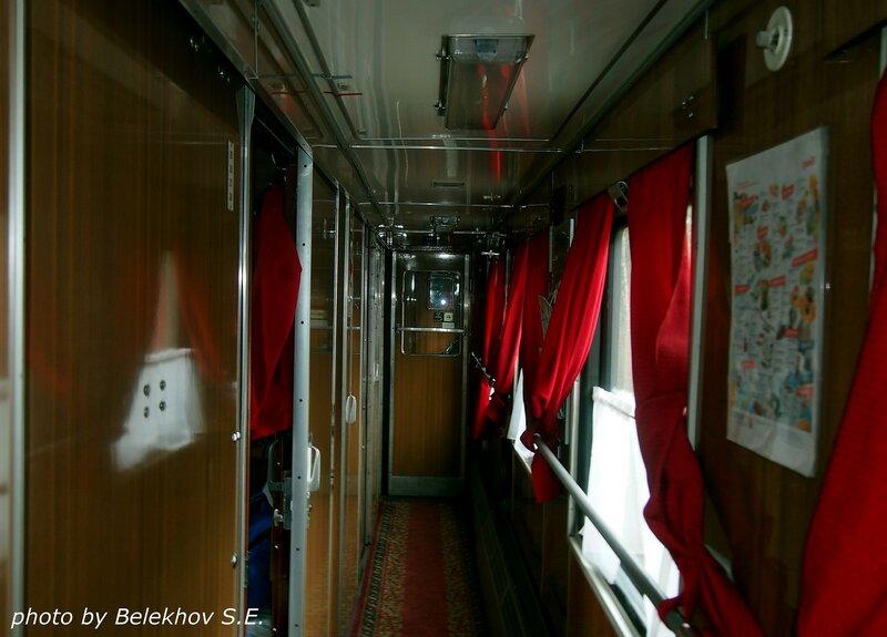 путешествие, железная дорога, Кольский полуостров