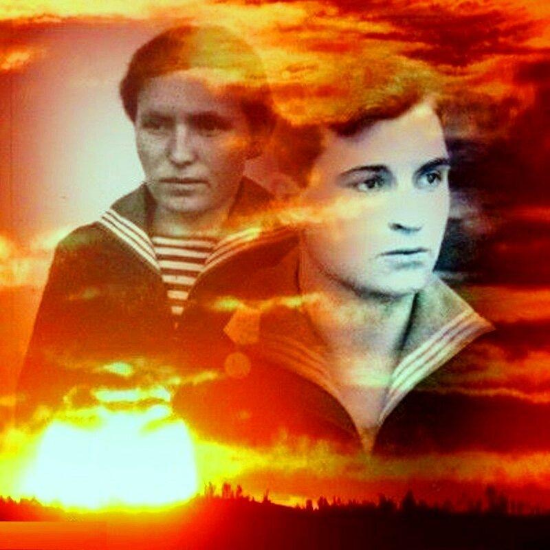 Память о родителях. Фотография Марии Ульяновой (Шалаевой.jpg