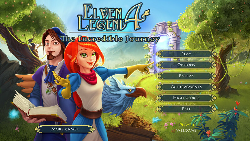 Elven Legend 4: The Incredible Journey CE