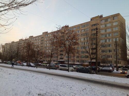 ул. Подвойского 29к1