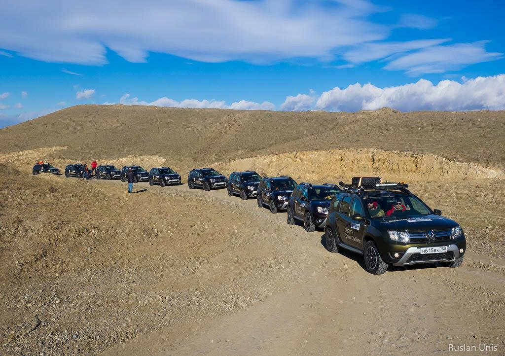 Duster Dakar Challenge