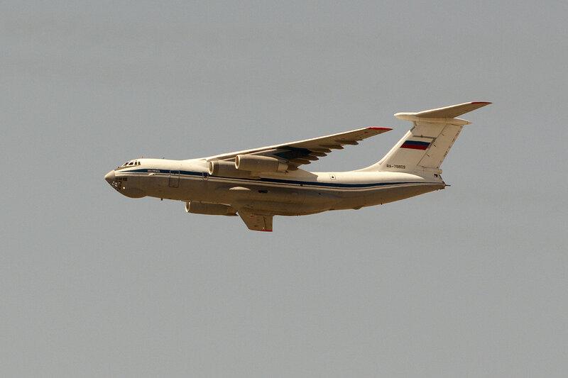 Ил-76МД RA-78809