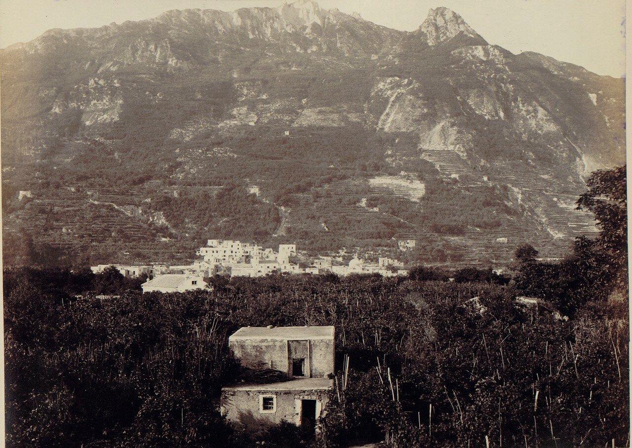 82. Окрестности Неаполя. Остров Искья. Гора Монте Эпомео
