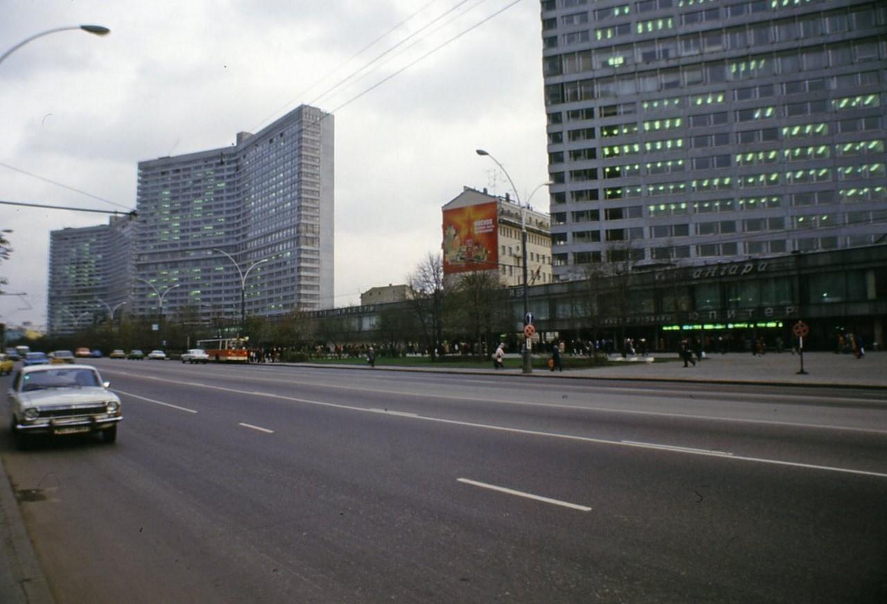 Калининский проспект