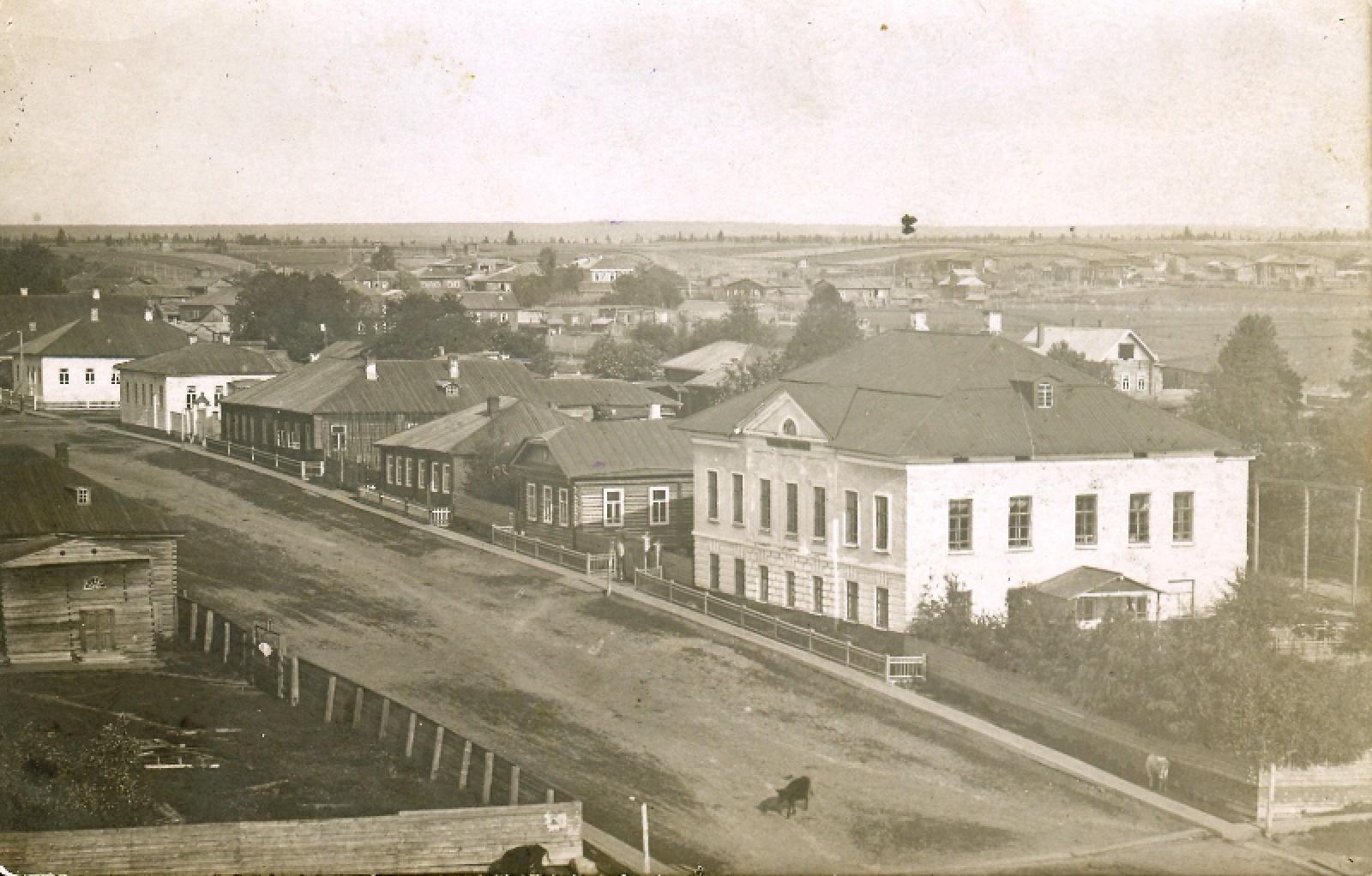 Дом купца Суханова