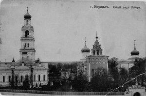 Общий вид Благовещенского монастыря