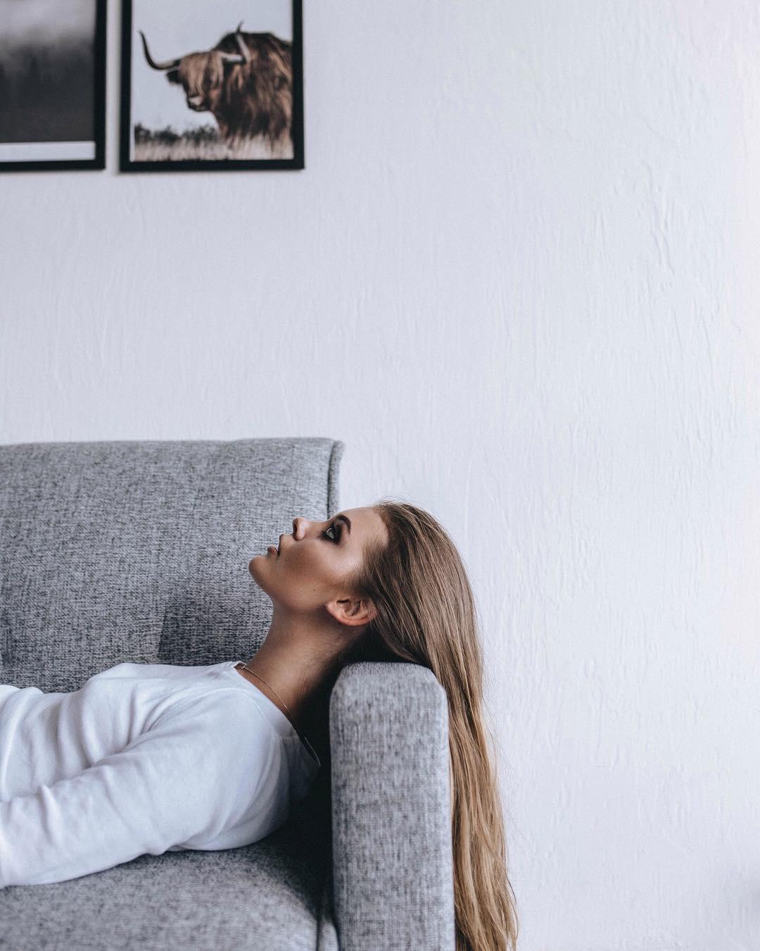 Красивые девушки на снимках Алёны Андрющенко