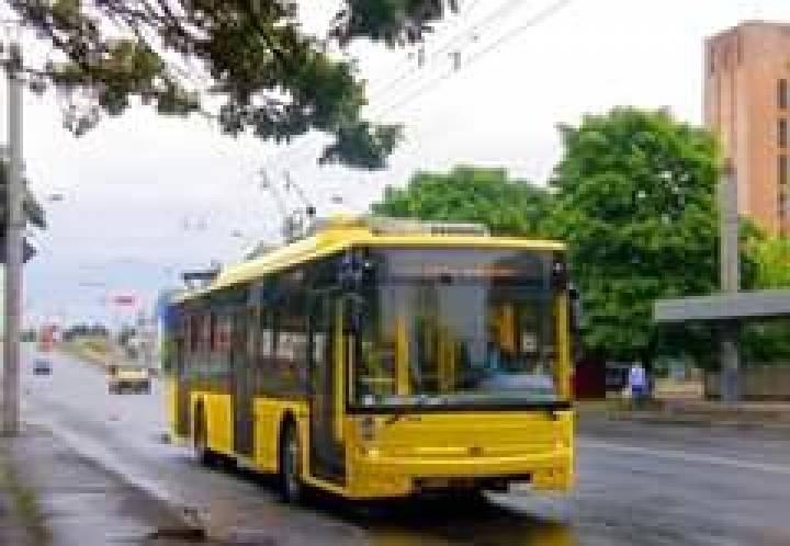 В новых троллейбусах, производства корпорации «Богдан Моторс», установлены российские двигатели,