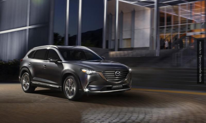 Mazda возродит роторный двигатель