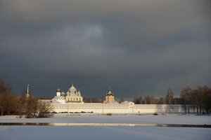 Богородичный Успенский православный мужской монастырь