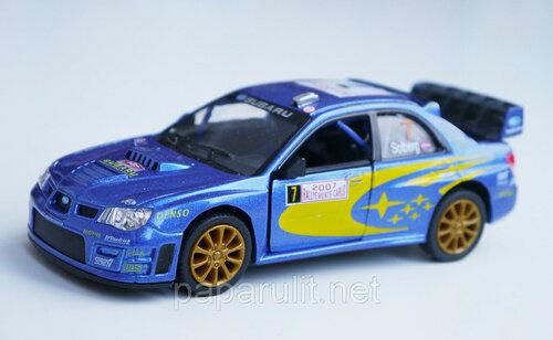 Kinsmart Subaru