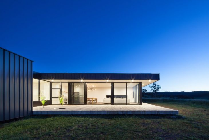 architecture Australia design home modular residence