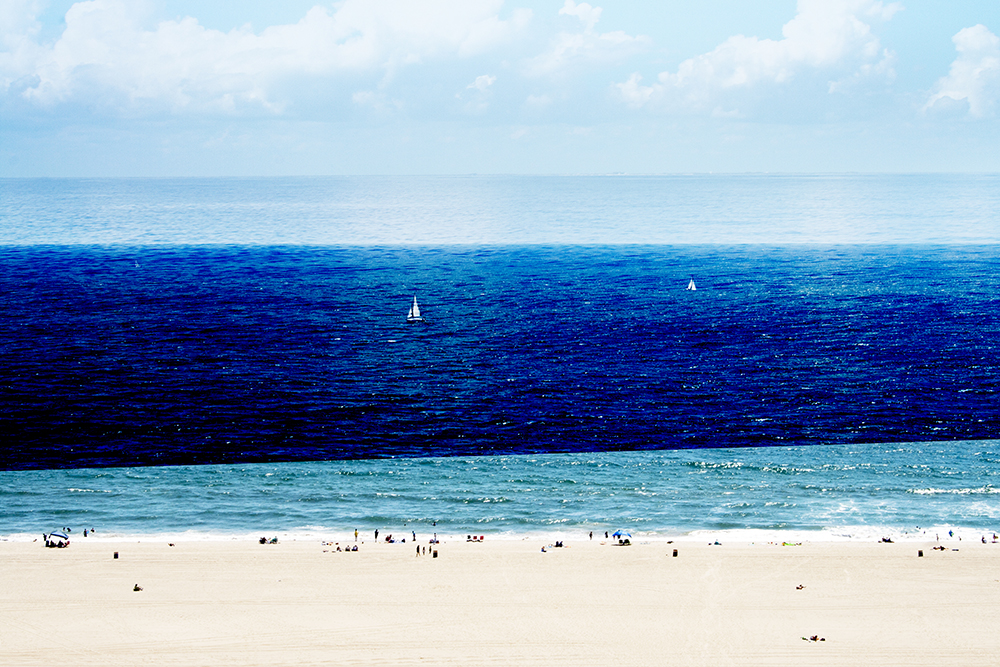 Creative Beach Photography