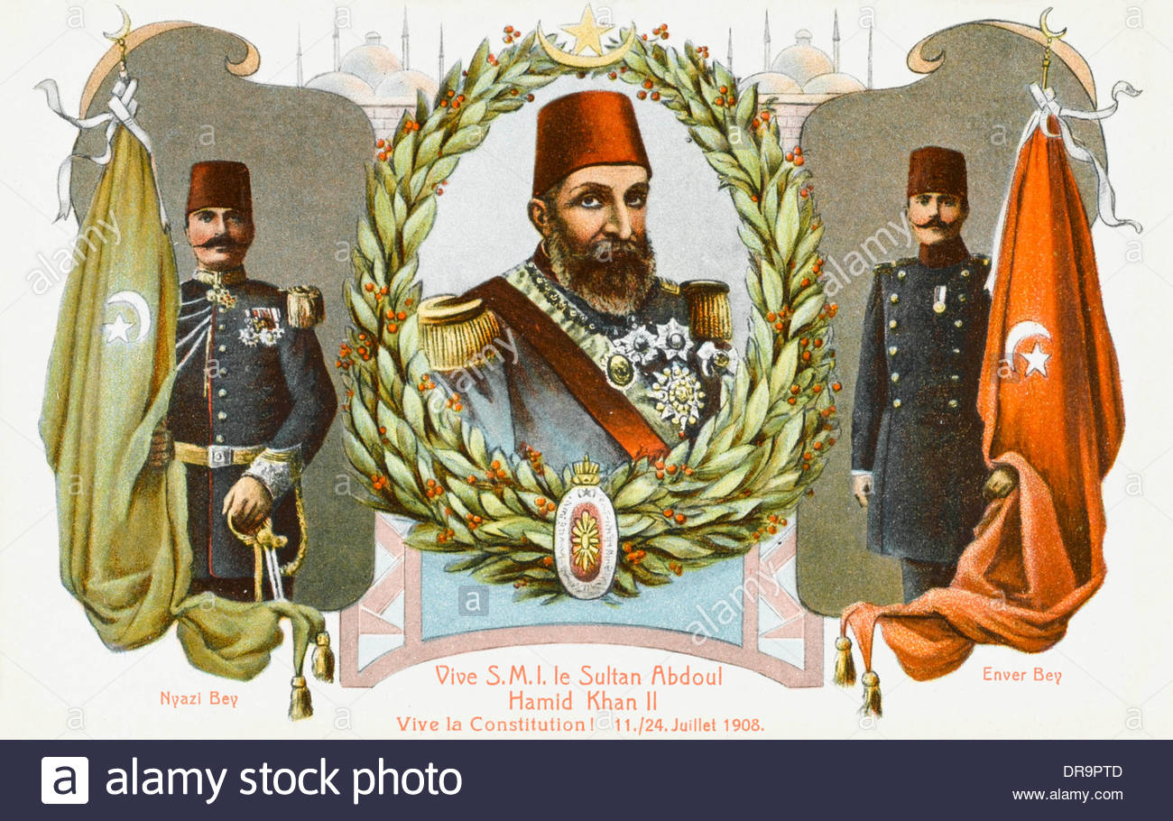 sultan-abdul-hamid-ii-of-turkey-constitution-DR9PTD.jpg