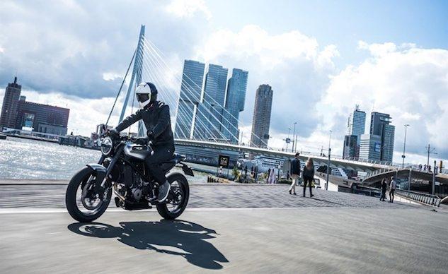 В 2017 году продажи Husqvarna составили 36 883 мотоциклов