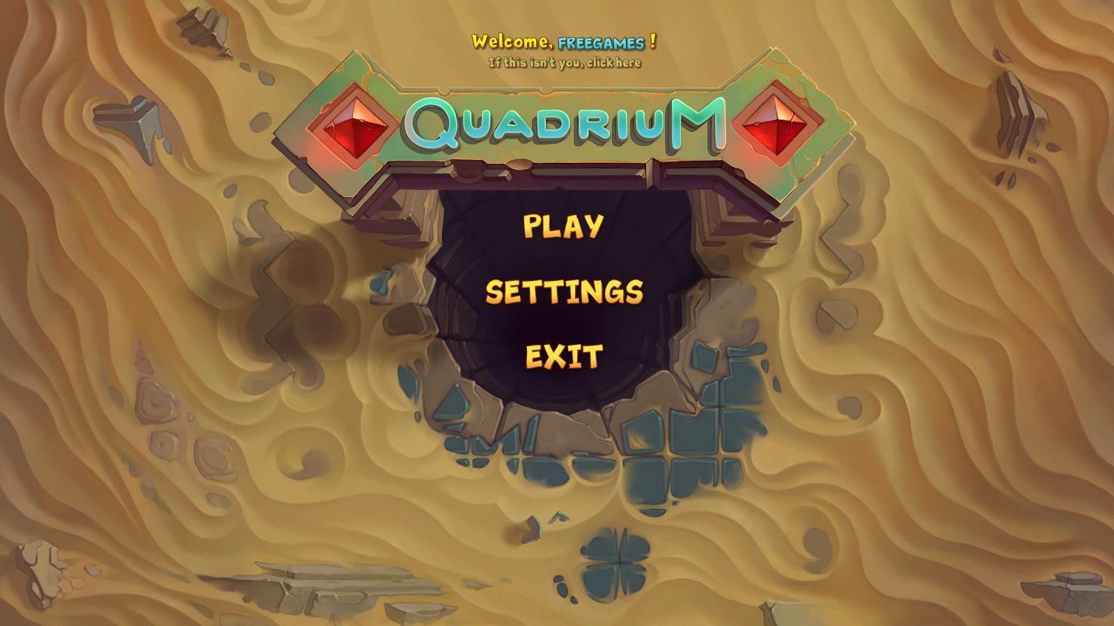 Квадриум | Quadrium (Rus | En)