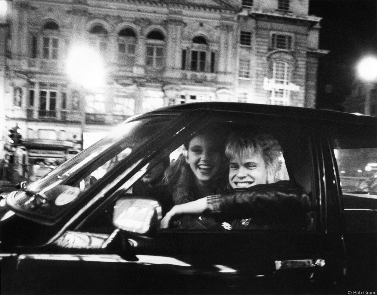 1978. Биби Бьюэлл и Билли Айдол