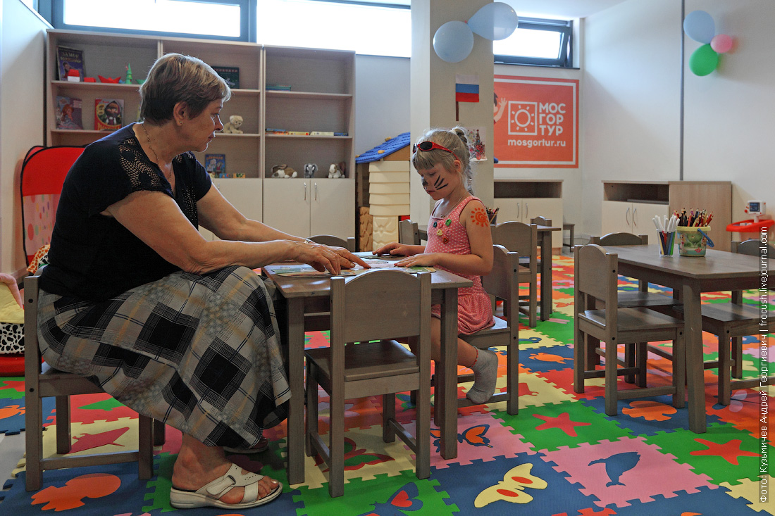дагомыс детская игровая комната фото