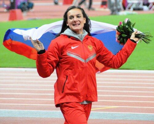 Исинбаева может стать главой Всероссийской Федерации легкой атлетики