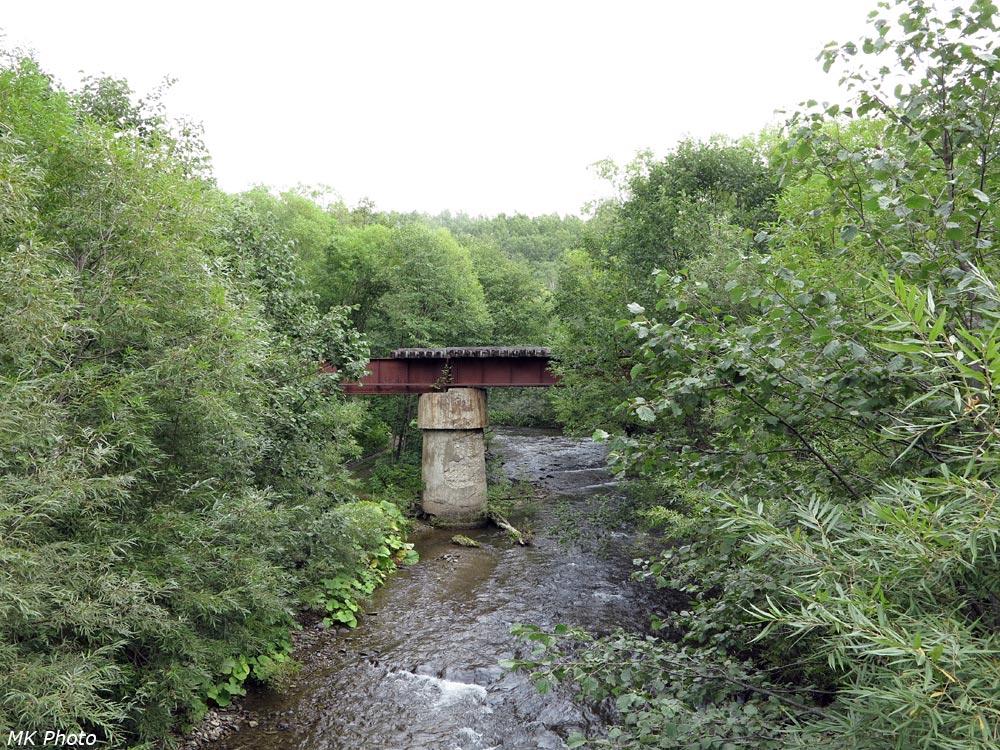 Мост через р. Ожидаевская
