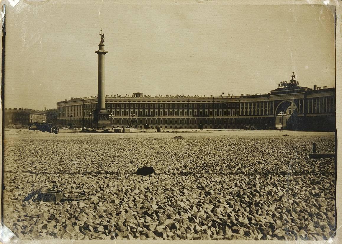 1932 Архив фотографий реконструкции Дворцовой площади (пл. Урицкого)5.jpg