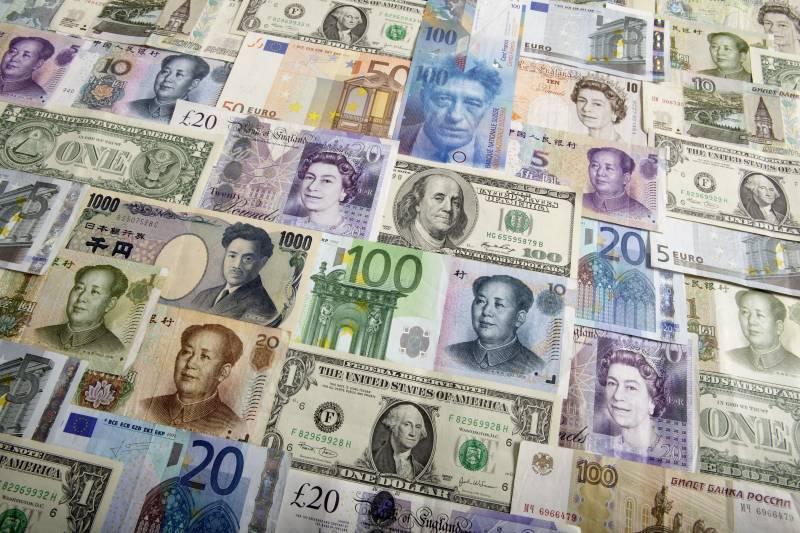 Как доллар, фунт, иена и другие мировые валюты получили своё название