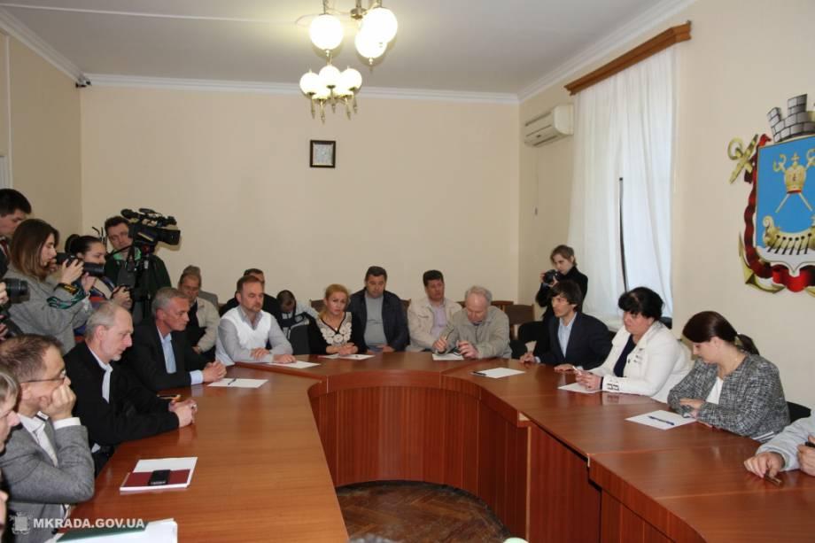 Первый этап конкурса на должность директора Национального военно-исторического музея прошел вчера в Киеве