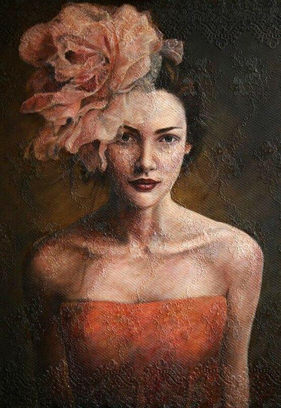 Все женщины мечтают о любви, любви пьянящей, терпкой, безоглядной! Liseth Visser