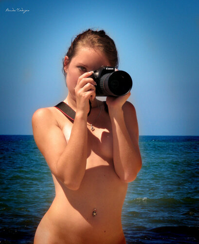 Красотки с Фотоаппаратом. 18+