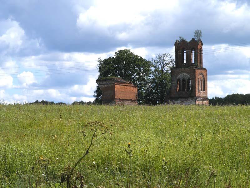 церковь лихачево