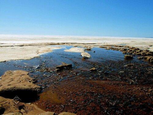 Борьба льда и воды