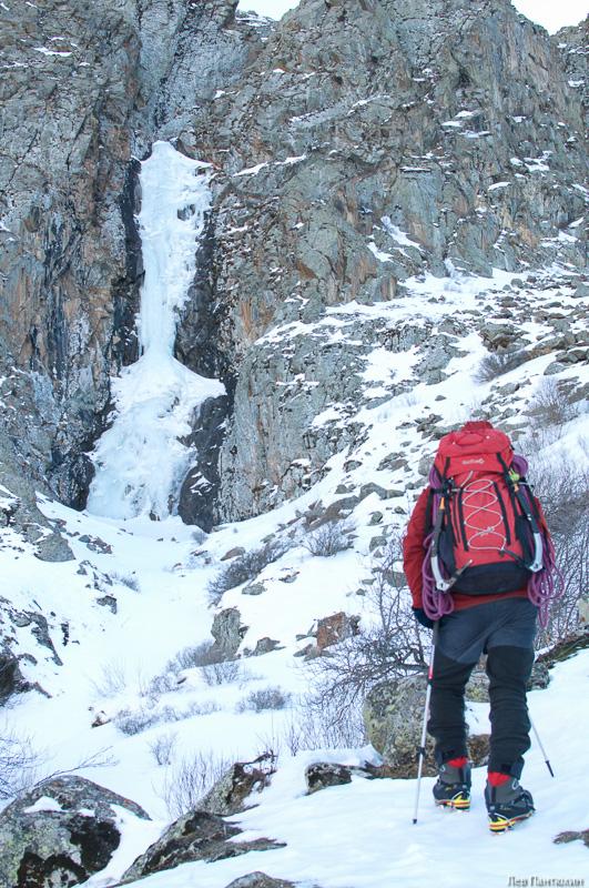 Аксайский водопад