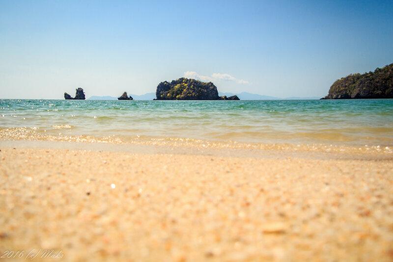 Пляжи Langkawi